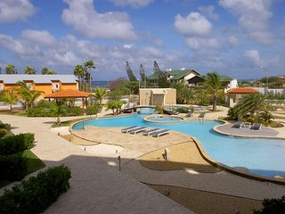 Oasis Beach View Three-bedroom condo - OS07 - Eagle Beach vacation rentals