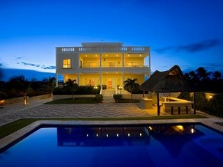 Full Service Ocean Front Villa with Private Pool - Playa del Secreto vacation rentals