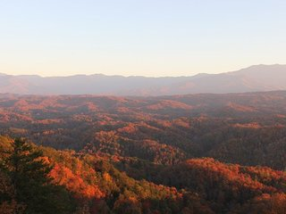 View from the Top - Unobstructed Panoramic View - Sevierville vacation rentals