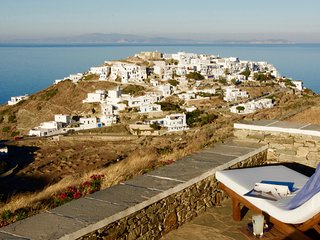 Luxurious Villa on Sifnos, Cyclades - Sifnos vacation rentals