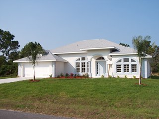 Wonderful home in fantastic garden, pool and spa - Rotonda West vacation rentals