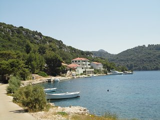 Apartments Livia (studio Blue) island of Lastovo - Pasadur vacation rentals