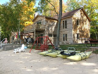 Lakeside Delight w/ Private Beach in Traverse City - Traverse City vacation rentals