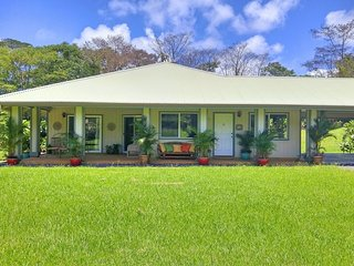 Beautiful House with Television and Ping Pong Table - Pahoa vacation rentals