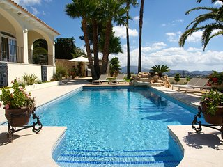 Luxury Dream Villa la Bonita, spectacular views! - Moraira vacation rentals