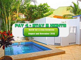 Private Tamarindo Vacation Home Near The Beach - Tamarindo vacation rentals