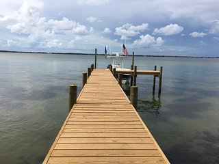 Soundfront Living on Pensacola Beach-Private Dock - Pensacola Beach vacation rentals