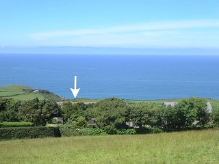 Beautiful 4 bedroom Boscastle House with Internet Access - Boscastle vacation rentals