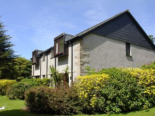 Lovely House with Shared Outdoor Pool and DVD Player - Maenporth vacation rentals