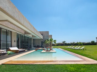 Luxury architect-designed villa near Marrakech - Marrakech vacation rentals