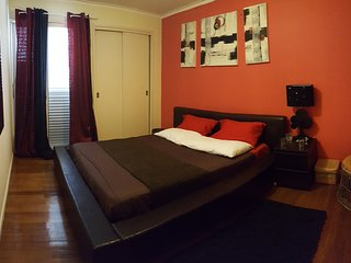 Cozy Private room in Braga with Balcony, sleeps 4 - Braga vacation rentals