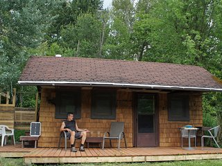 Whistling Eagle - Off Grid Cabin - Winlaw vacation rentals