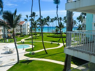 Playa Turquesa 1 BR, 2BA great ocean view K303 - Bavaro vacation rentals