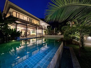 Villa Santika - An Oasis of Tropical Luxury & Comfort - Bophut vacation rentals