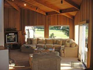 Spacious House with Television and Fireplace - The Sea Ranch vacation rentals