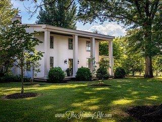 Historic Harp Innis Farm near KY Horse Park! - Lexington vacation rentals