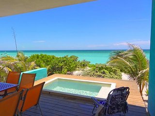 Perfect 3 bedroom House in Chicxulub with A/C - Chicxulub vacation rentals