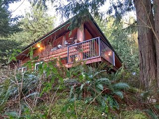 97MF Lakefront Cabin with a Private Dock at Silver Lake - Maple Falls vacation rentals