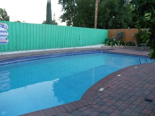 large master bedroom with private Entrance - Los Angeles vacation rentals