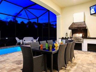 Stunning 6 Bedroom 5 Bath Reunion Resort Pool Home. 1200WW - Campbellton vacation rentals