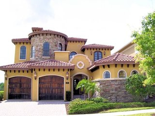 Reunion Golf Resort 6 Bedroom 6.5 Bath Pool Mansion. 7843PC - Alturas vacation rentals