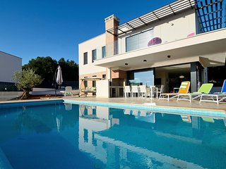 Luxurios villa with wonderful view, on the great location in Vrsar, only 500 m fron the beach - Vrsar vacation rentals