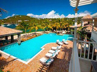 Luxury 9 bedroom St. John villa. A unique and matchless Caribbean villa experience for families and friends - Great Cruz Bay vacation rentals