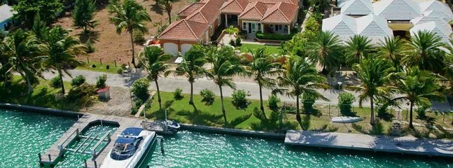 Sull Oceano at Jolly Harbour, Antigua - Stunning view, Located Directly on the Beach! - Image 1 - Jolly Harbour - rentals