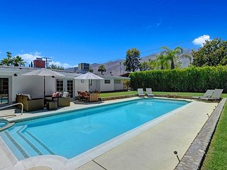 Charming House with Private Outdoor Pool and Fireplace - Palm Springs vacation rentals