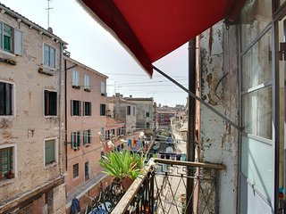 Apartment with terrace Ca' Erbe - Venice vacation rentals