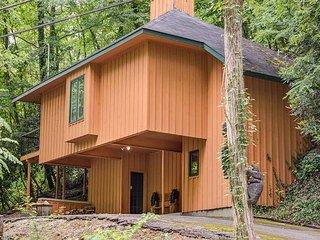 Bear Huggins, 1 Bedroom, Wood Fireplace, Hot Tub, Pool Table, Sleeps 3 - Gatlinburg vacation rentals