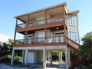 3 bedroom/ 3 bathroom  Gulf View Home on Cape San Blas - Cape San Blas vacation rentals