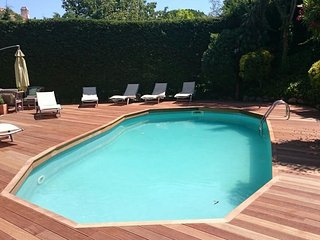 lovely villa own pool sea view - S'Agaro vacation rentals