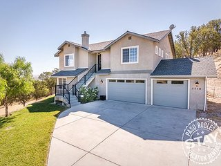 Villa Robles--Incredible Views Minutes from Heart of Downtown Paso Robles! - Paso Robles vacation rentals