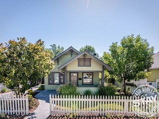 Bungalow on Vine--Delightful Home in Perfect Downtown Location - Paso Robles vacation rentals