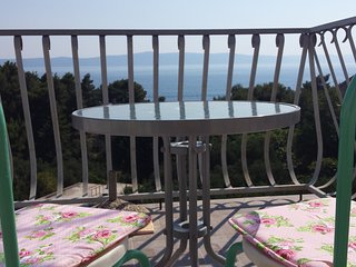 1 bedroom Apartment with Internet Access in Podgora - Podgora vacation rentals