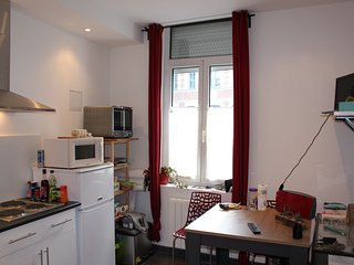 Nice Studio with Central Heating and Microwave - Arras vacation rentals