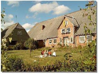 Ferienhaus auf Vier-Linden-Hof - Brunsbuettel vacation rentals