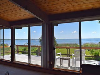 Ocean Front, Private Beach, Harbor & Bay Views - Mattapoisett vacation rentals