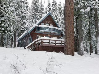 Pineland - 3BR Tahoe City Classic Cabin - Dogs OK - Tahoe City vacation rentals