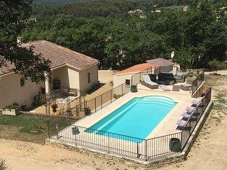 Villa Avec piscine chauffée 8 personnes - Joucas vacation rentals