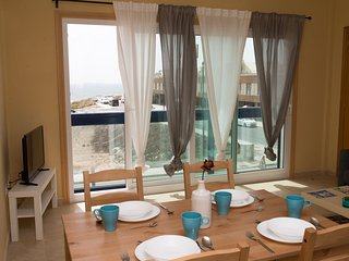 Pent house apartment with ocean sunset view - El Cotillo vacation rentals