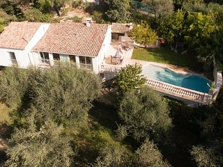 Nice Villa with Internet Access and Private Outdoor Pool - Castagniers vacation rentals