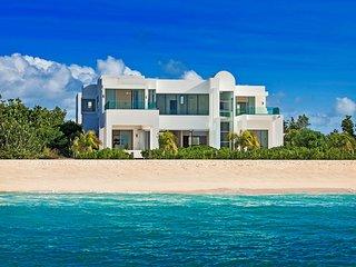 Modern Architectural Beachfront Villa in Anguilla - Meads Bay vacation rentals