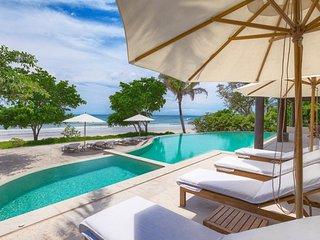 Sumptuous Beachfront Luxury Estate in Los Ranchos - Punta de Mita vacation rentals
