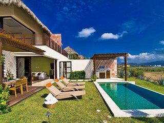 Tranquil Luxury Villa with Ocean Views in Punta Mita - Punta de Mita vacation rentals