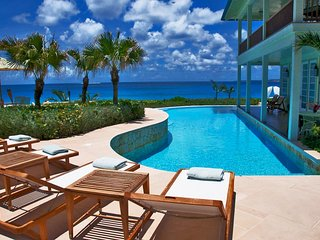 Plantation Style Luxury Beachfront Retreat in Anguilla - Long Bay Village vacation rentals