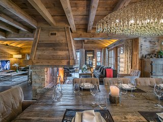 Chalet Maria Courchevel 1850 Luxury Chalet - Saint Bon Tarentaise vacation rentals