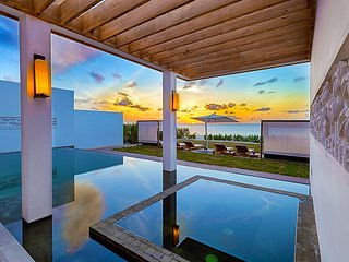 Contemporary Oceanfront Luxury East Villa on Meads Bay Beach - Meads Bay vacation rentals