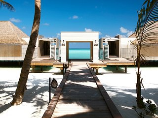 Maldives Luxury Water Villa on Randheli Island - Randheli Island vacation rentals
